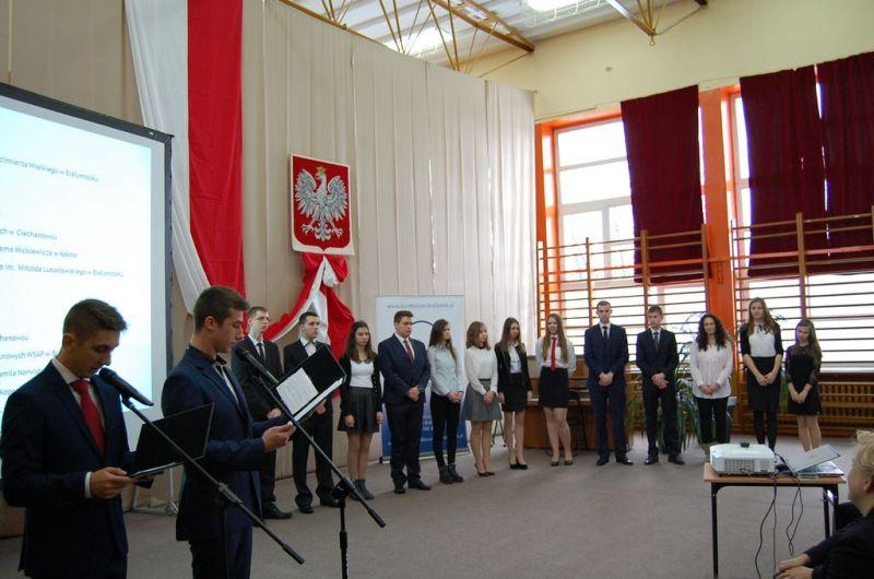Stypendyści Prezesa Rady Ministrów 14.12.2016-2