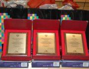 Grawertony i nagrody dla wielokrotnych laureatów