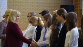 Wręczenie dyplomów laureatom Wojewódzkic Konkursów Przedmiotowych