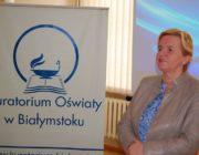 Wystąpienie przedstawiciela Wojewódzkiej Stacji Sanitarno-Epidemiologicznej