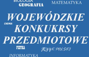 Znalezione obrazy dla zapytania Wojewódzkim Konkursie Przedmiotowym z informatyki.