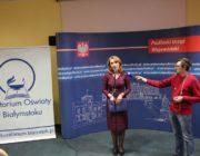 Wicekurator Oświaty - Bożena Dzitkowska