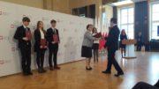4.uczniowie nagradzani z woj. podlaskiego