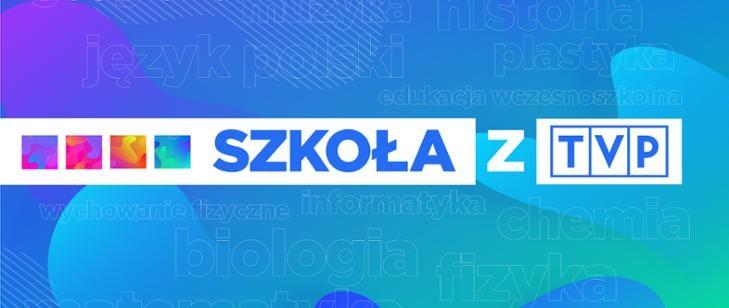 """""""Szkoła z TVP"""" – nowy projekt Telewizji Polskiej i Ministerstwa Edukacji Narodowej"""