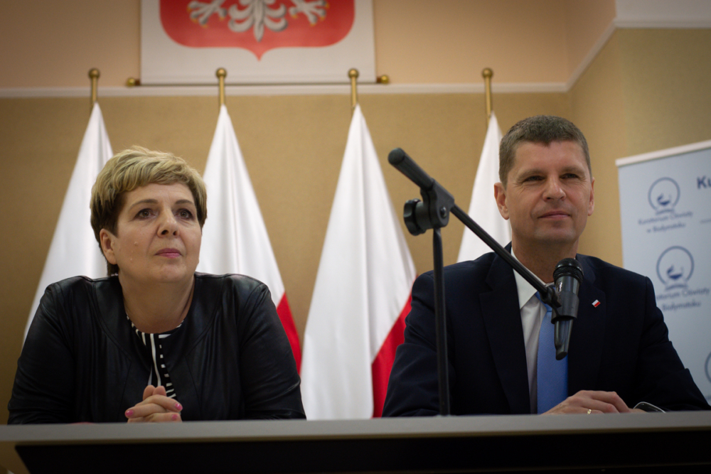 Wideokonferencja uczniów z Ministrem Edukacji Narodowej