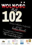 Konkurs Literacki Wolność na 102