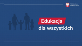 Logotyp Edukacja dla wszystkich