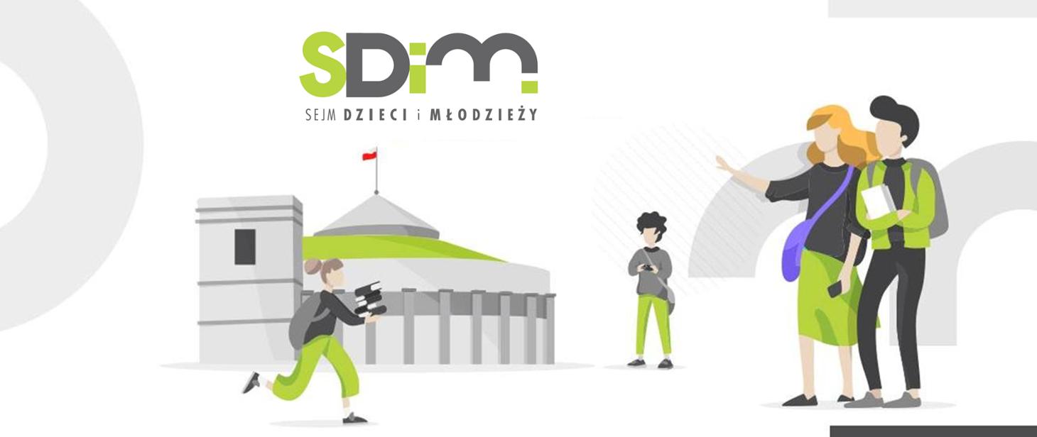 Sejm Dzieci i Młodzieży – zapraszamy do udziału online!